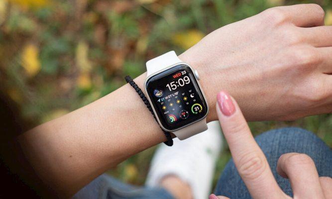 Điện thoại di động hàng đầu - Apple Watch Sr6